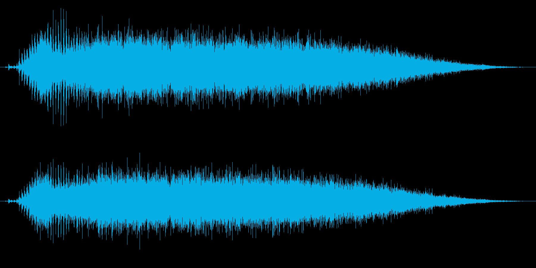 ドリル,電気ドリル,チェーンソー02の再生済みの波形
