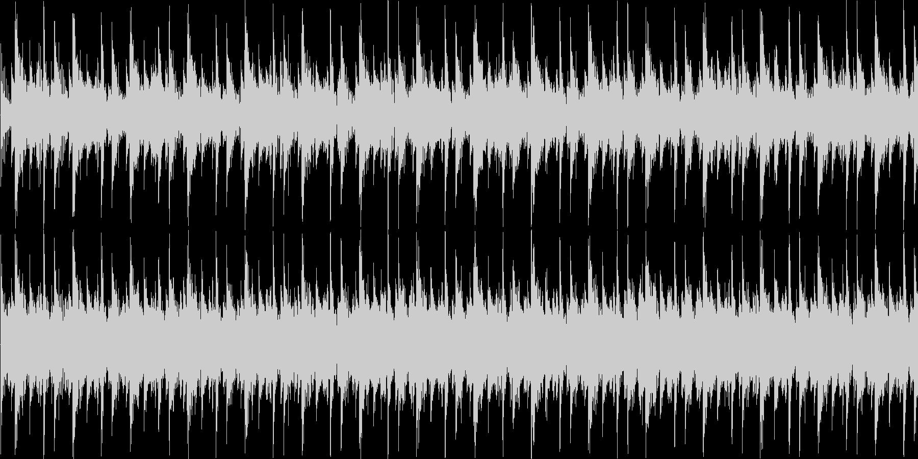 8bitチューンのRPG風フィールド用2の未再生の波形