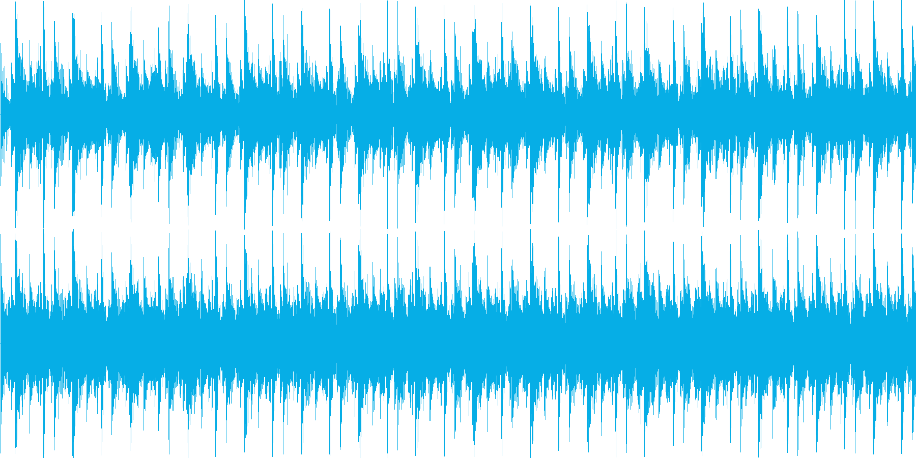 8bitチューンのRPG風フィールド用2の再生済みの波形