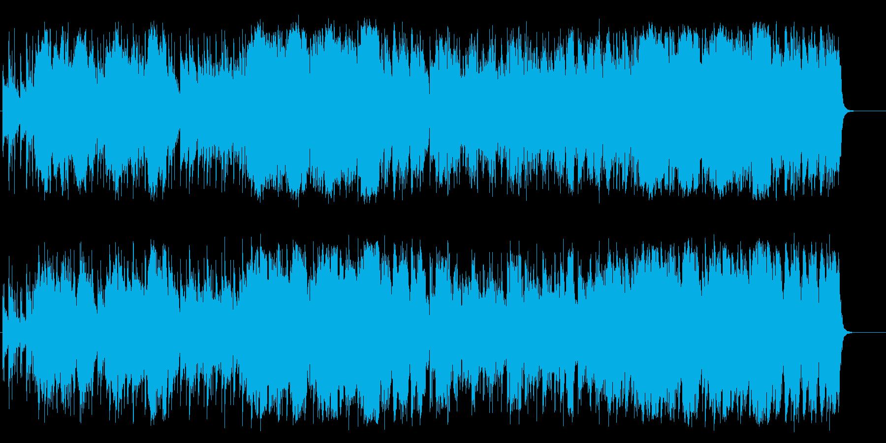 大河 雄大 ゆったり 神秘 探検 山の再生済みの波形