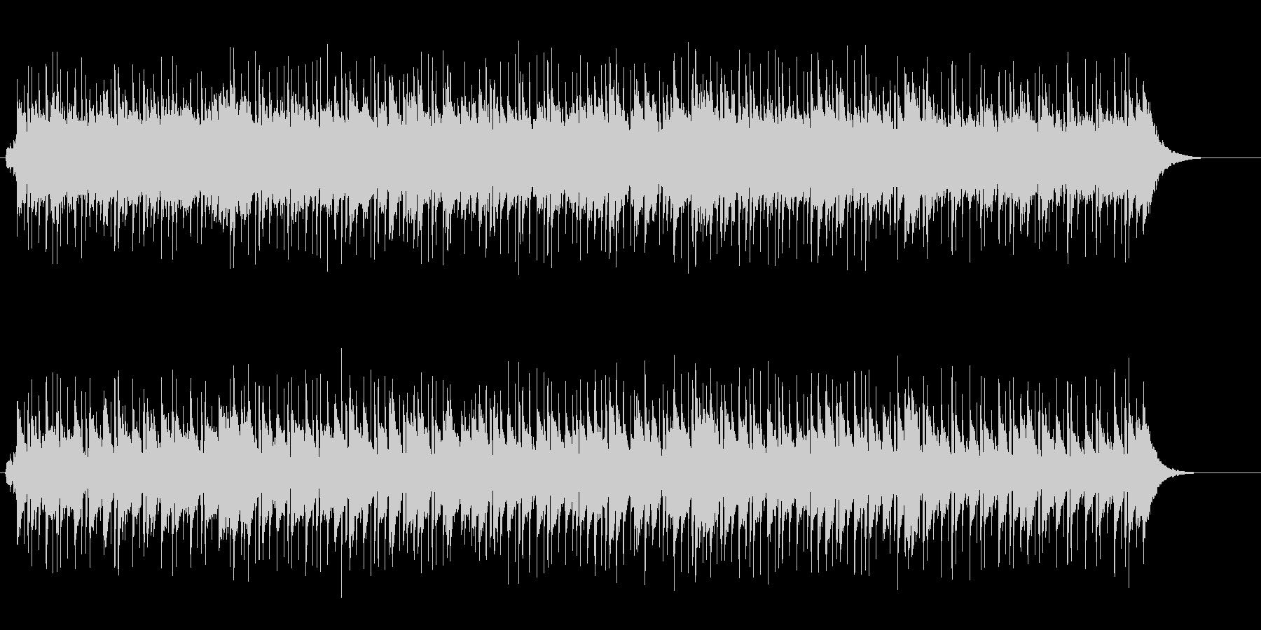 切なさが滲み出たセンチメンタル・バラードの未再生の波形