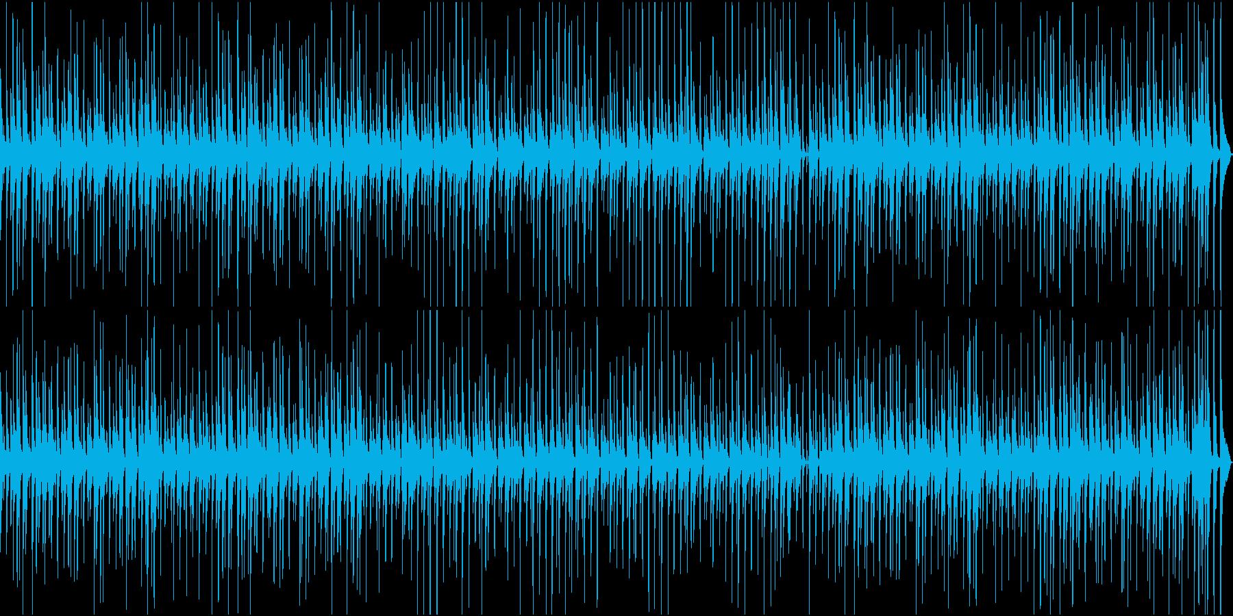 ほのぼのした楽しいウクレレ曲 CMなどの再生済みの波形