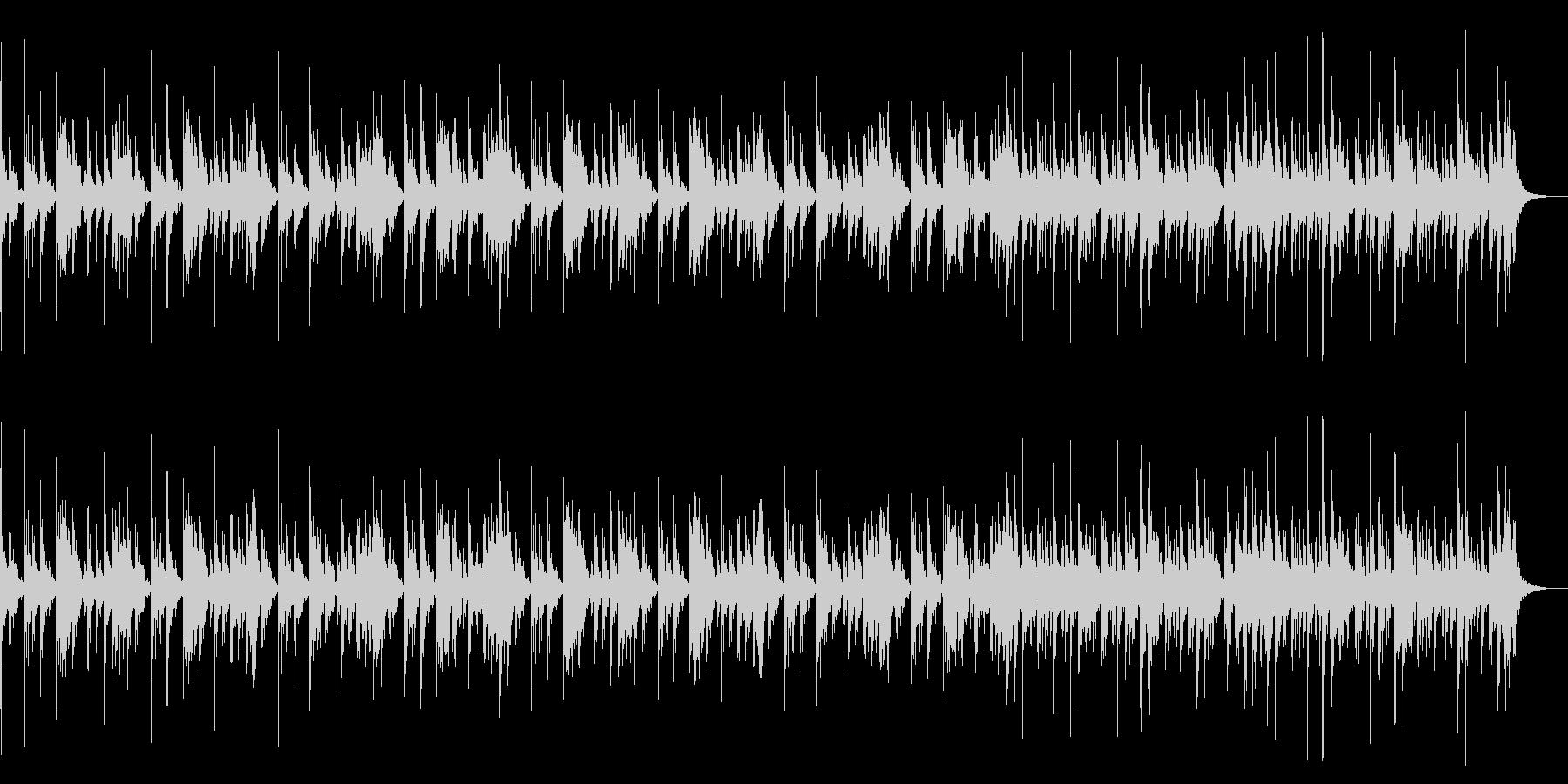 太鼓中心の打楽器BGM ドンドコ 50秒の未再生の波形