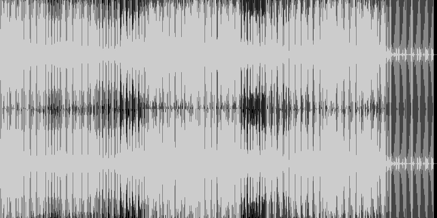minimal house 37  の未再生の波形