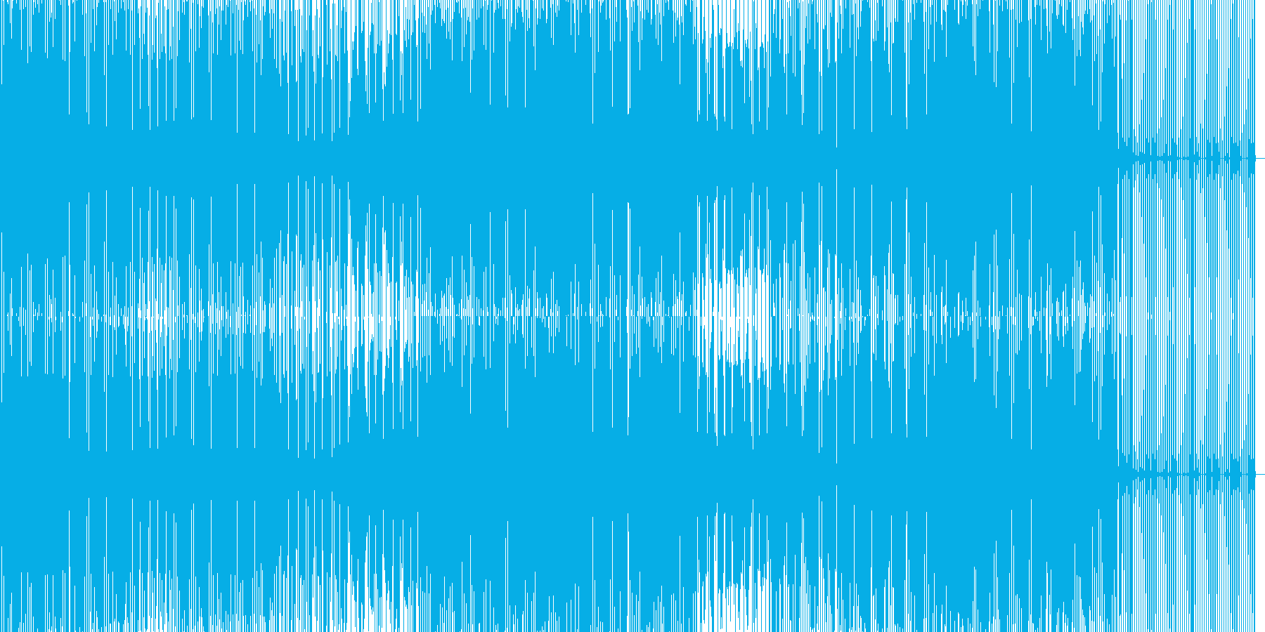 minimal house 37  の再生済みの波形