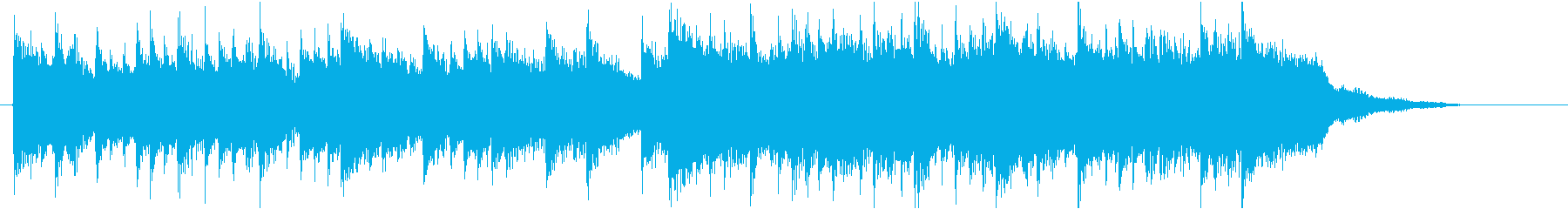 30s作品。ピアノを中心にしたオケもの。の再生済みの波形