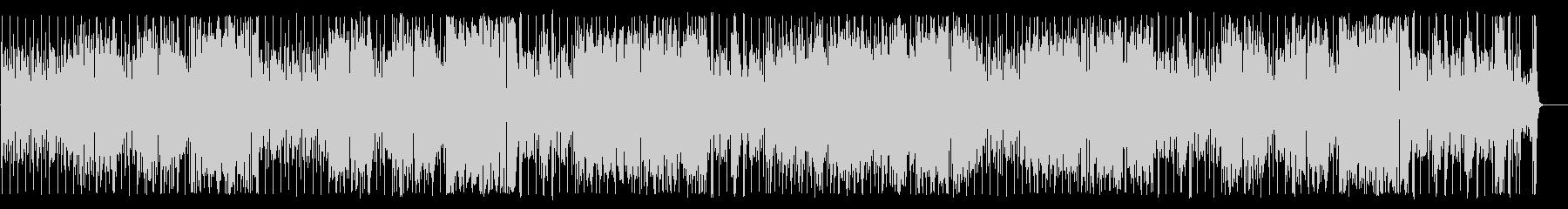 スラップベースとブラスでゴリゴリファンクの未再生の波形