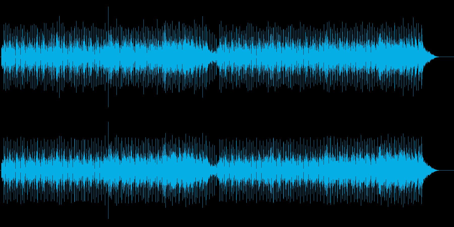 メロディーのツボを体得したポップスの再生済みの波形