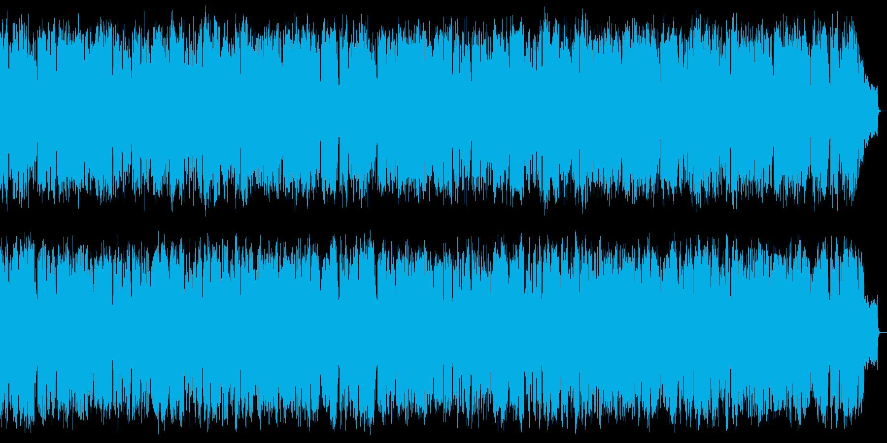 切なくて優しいバラードをサックスが奏でるの再生済みの波形