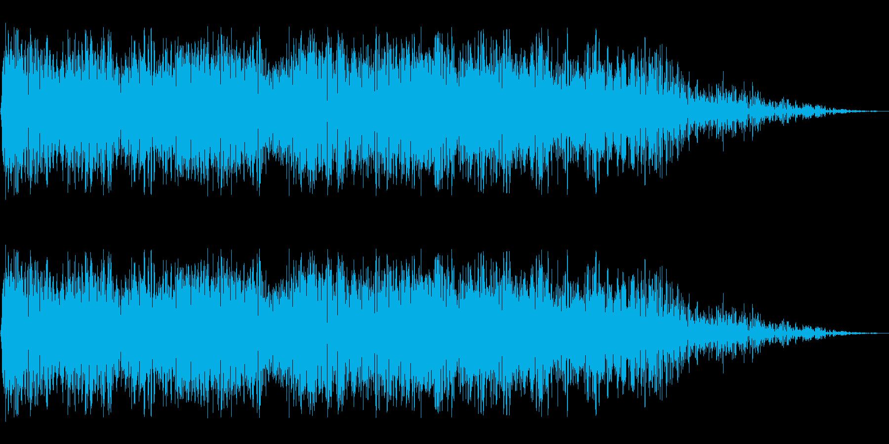 攻撃ヒット音.01の再生済みの波形