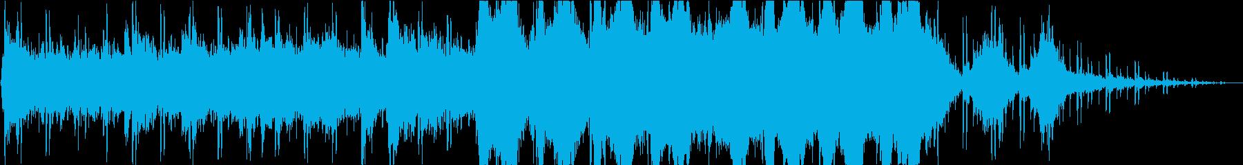 深謀な曲。の再生済みの波形