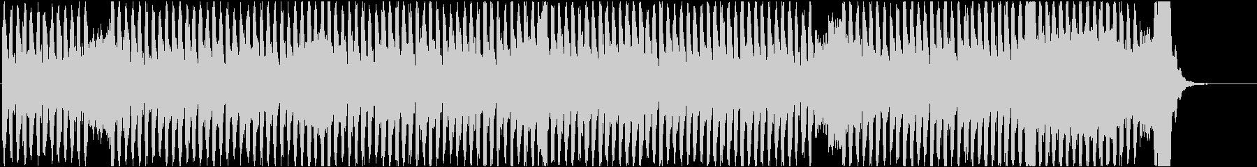 クラシック「愛の挨拶」のEDMアレンジの未再生の波形