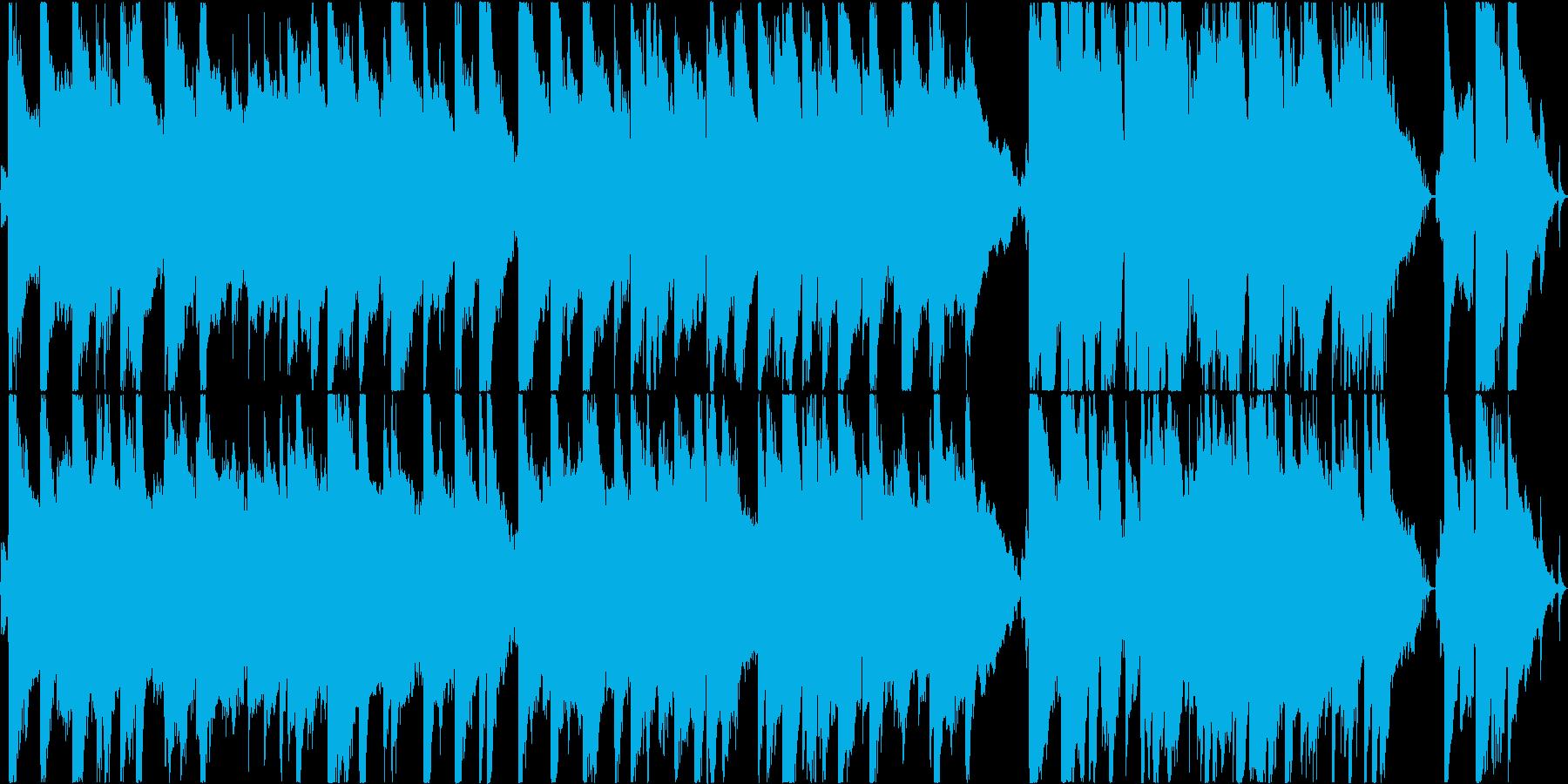 切ないアコースティックポップス!ループ可の再生済みの波形