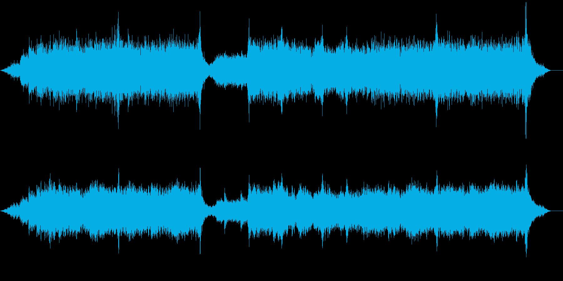 人工衛星、探査機等、宇宙物(組曲風)の再生済みの波形