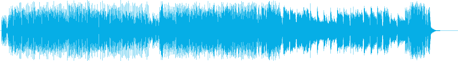 「kayumaiお姉さん」のそらの童謡曲の再生済みの波形