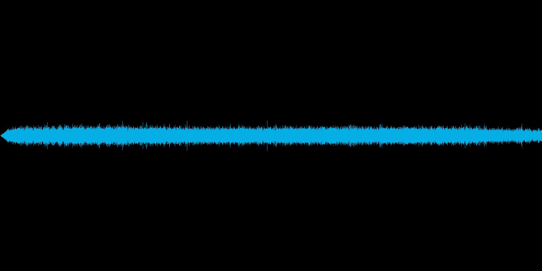バシャバシャの再生済みの波形