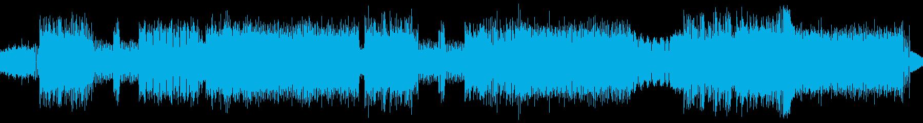 パズルなどに使えるチップチューンの再生済みの波形