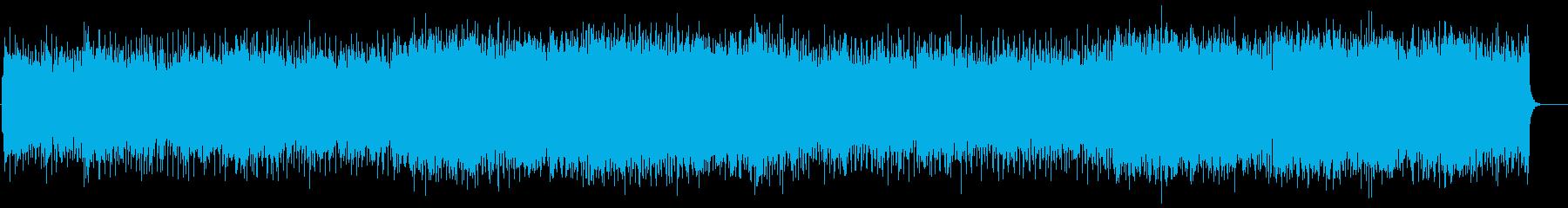 爽やかなミディアムポップ(フルサイズ)の再生済みの波形
