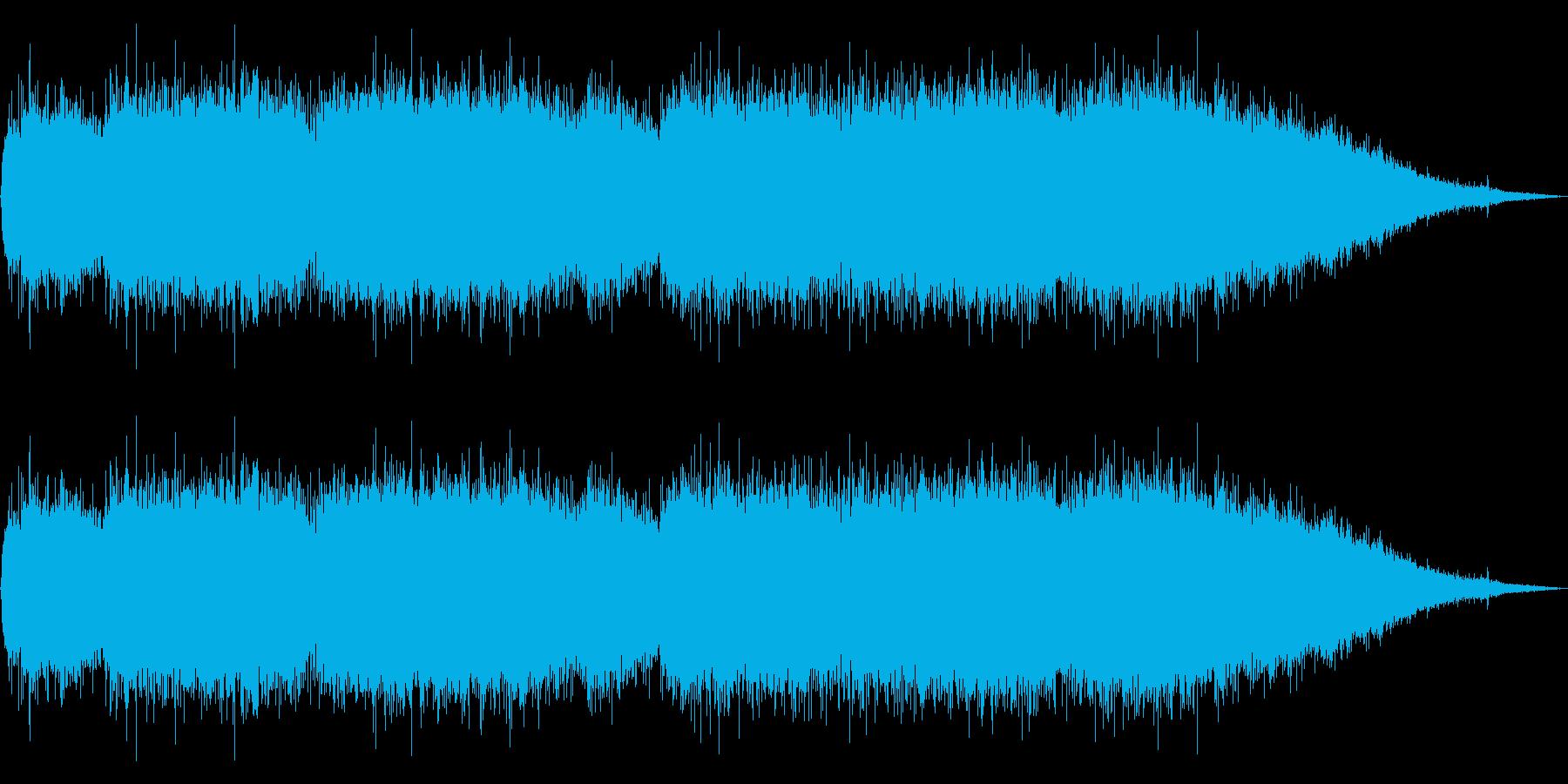 歯医者,ドリル,電気ドリル,効果音01の再生済みの波形