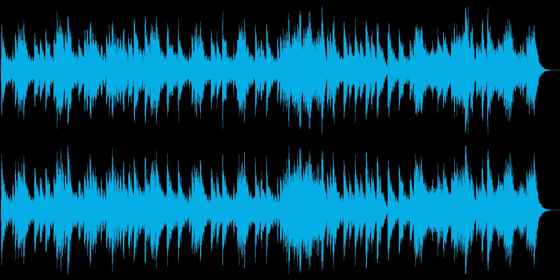 タイスの瞑想曲 crystalの再生済みの波形