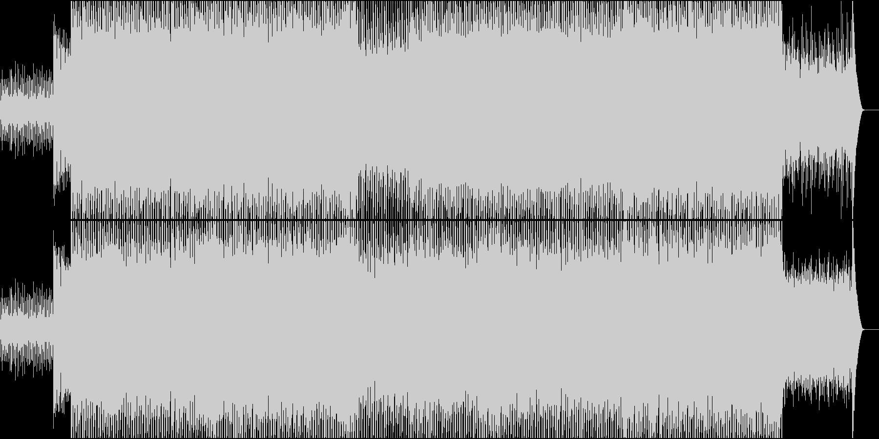 EDMクラブ系、製品紹介、商品紹介-04の未再生の波形