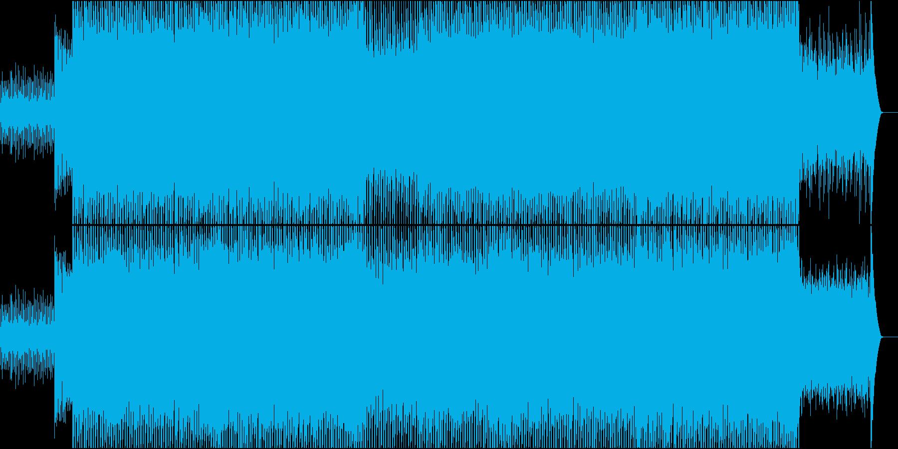 EDMクラブ系、製品紹介、商品紹介-04の再生済みの波形