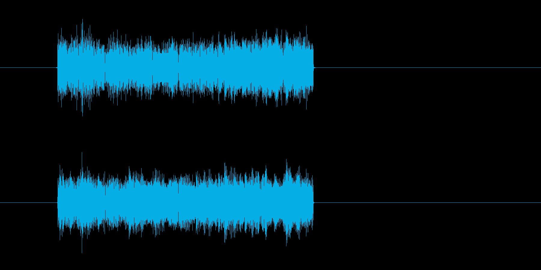 ゲーム、クイズ(正解)_012の再生済みの波形