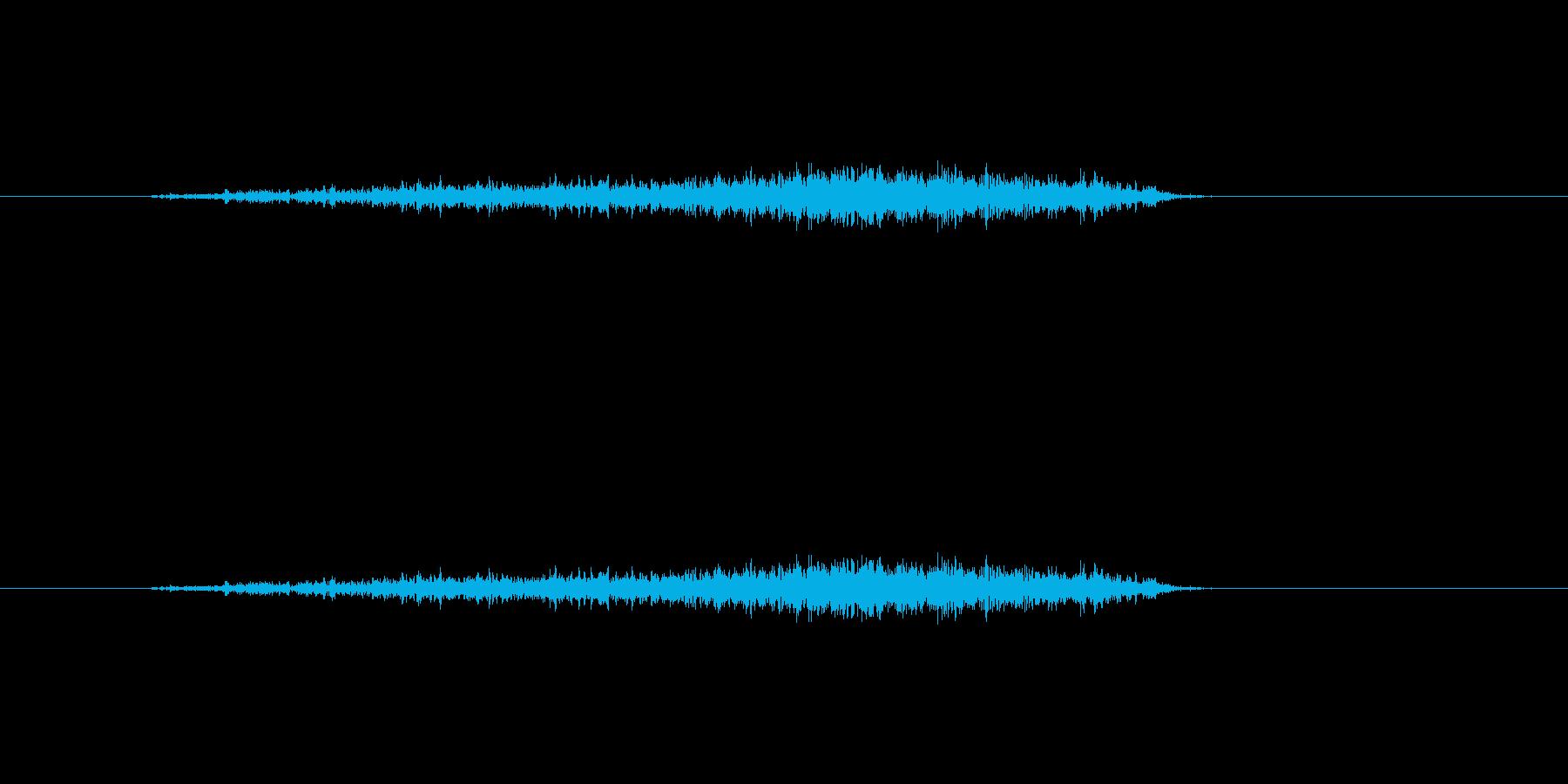 【フェルトペン01-2(直線)】の再生済みの波形