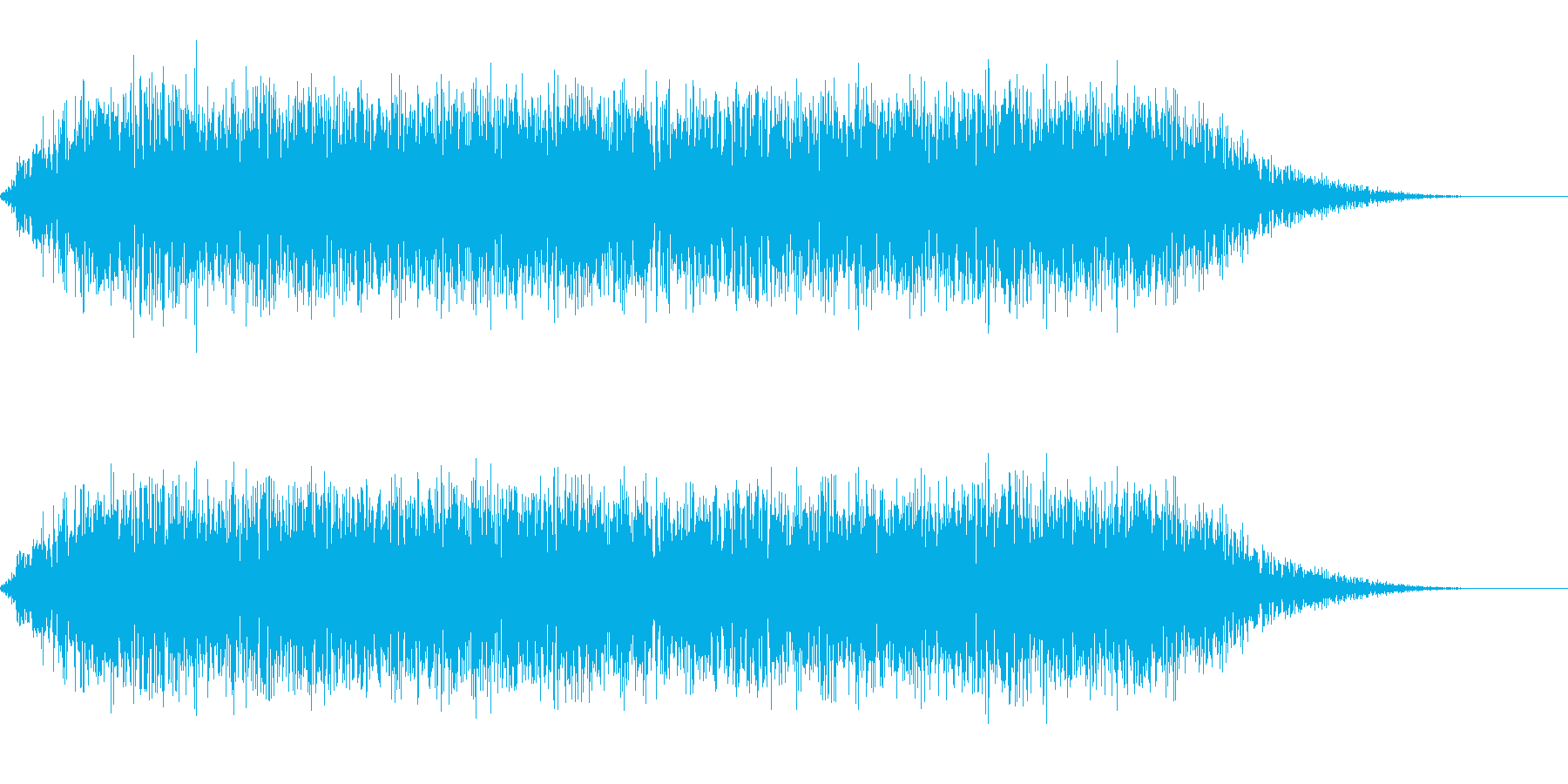 地震/ガタガタ/揺れる/振動の再生済みの波形