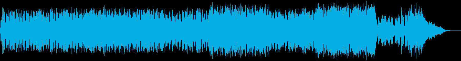 沖縄音階だけで作りました!漂う南国の風…の再生済みの波形