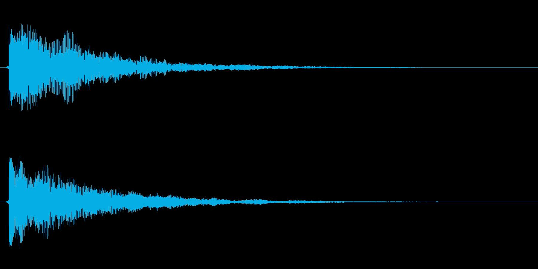 サウンドロゴ(企業ロゴ)_002の再生済みの波形