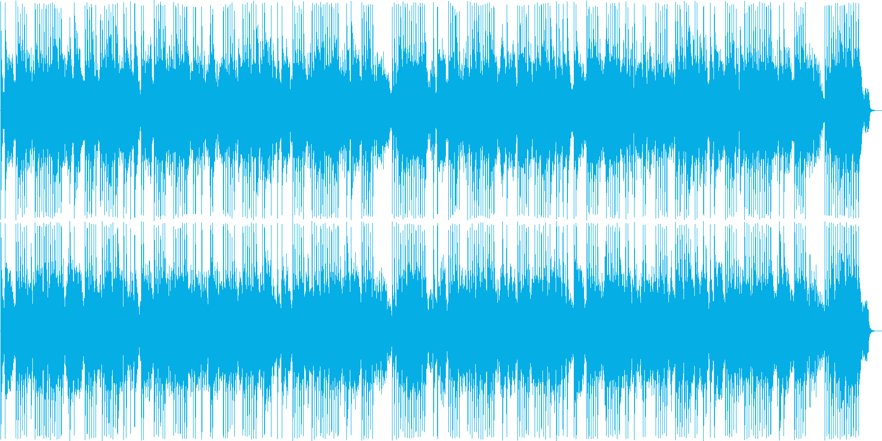 トロイメライ / シューマン(和風)の再生済みの波形