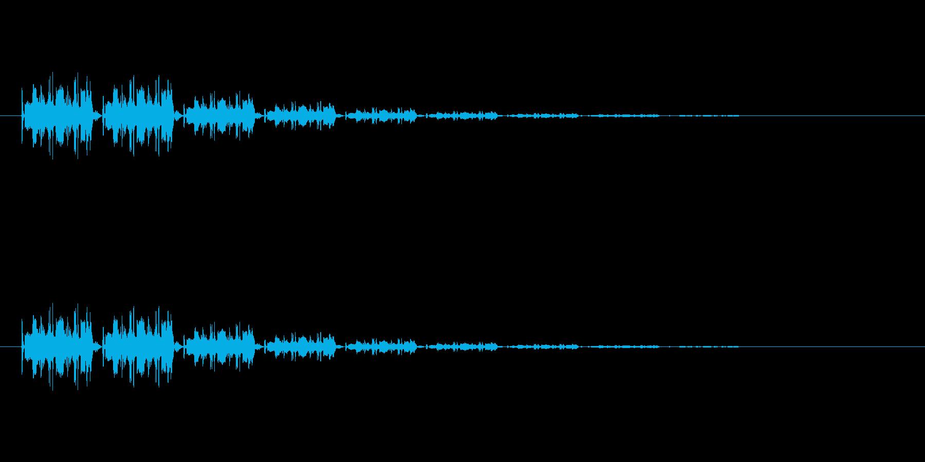【骨折01-6】の再生済みの波形