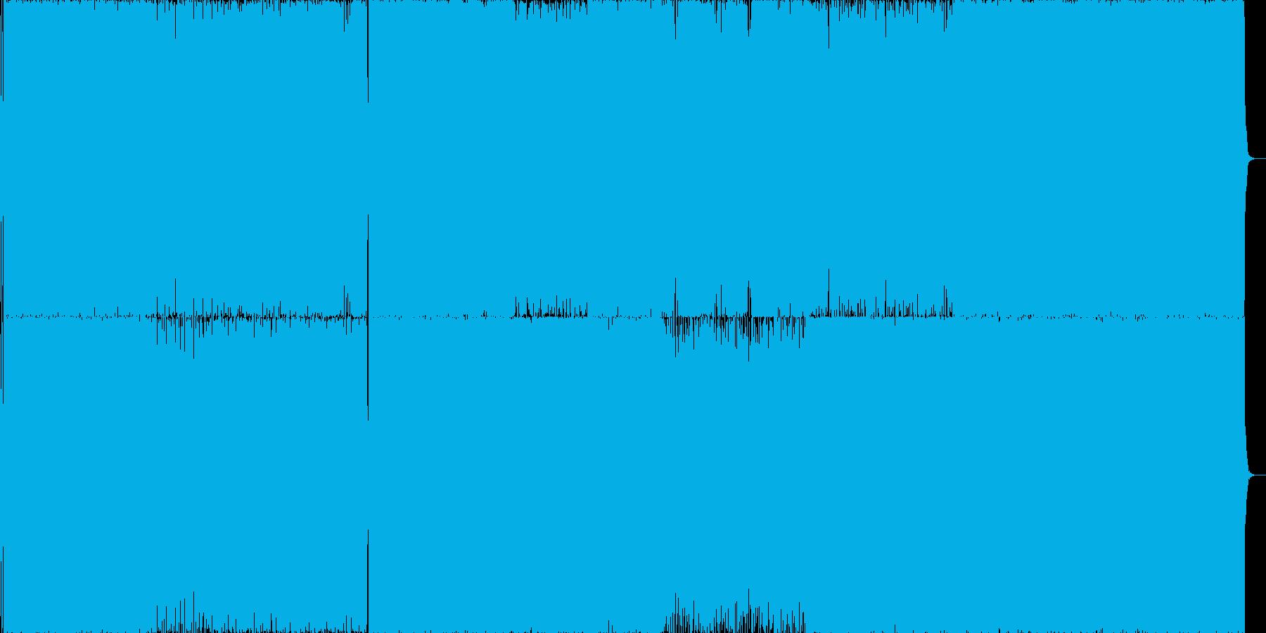 バンド編成 切ないポップスロックの再生済みの波形