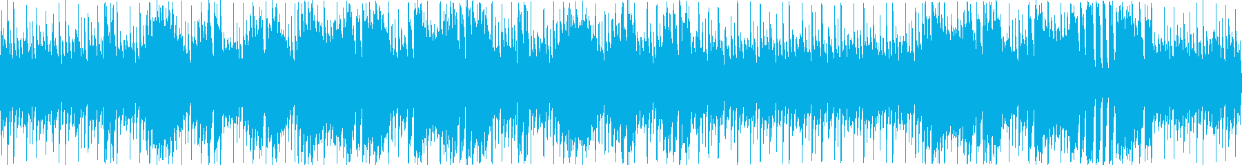 明るくて陽気なポップなラテン楽曲の再生済みの波形
