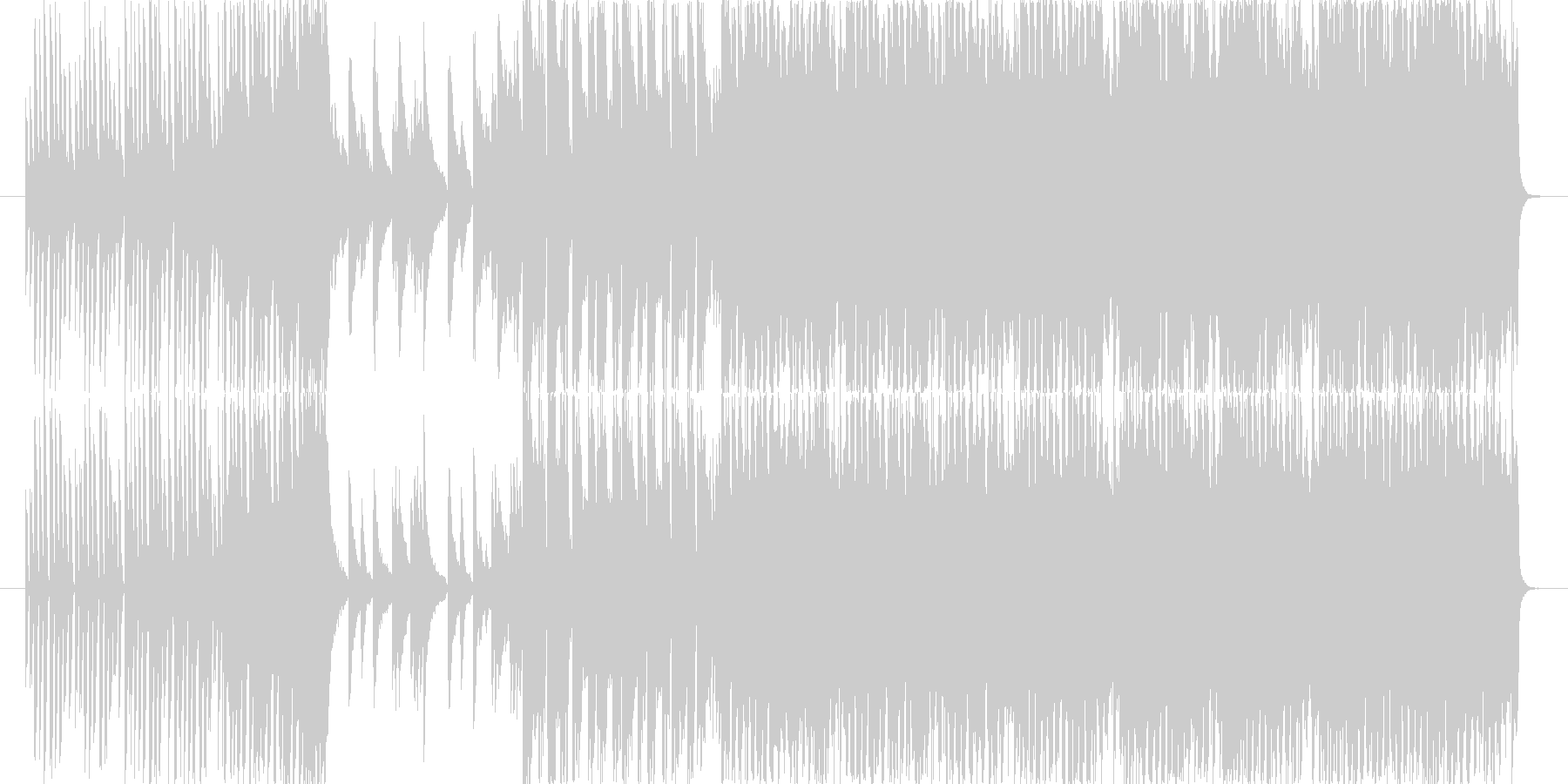 戦闘BGMやテーマソングなど、色々な場…の未再生の波形