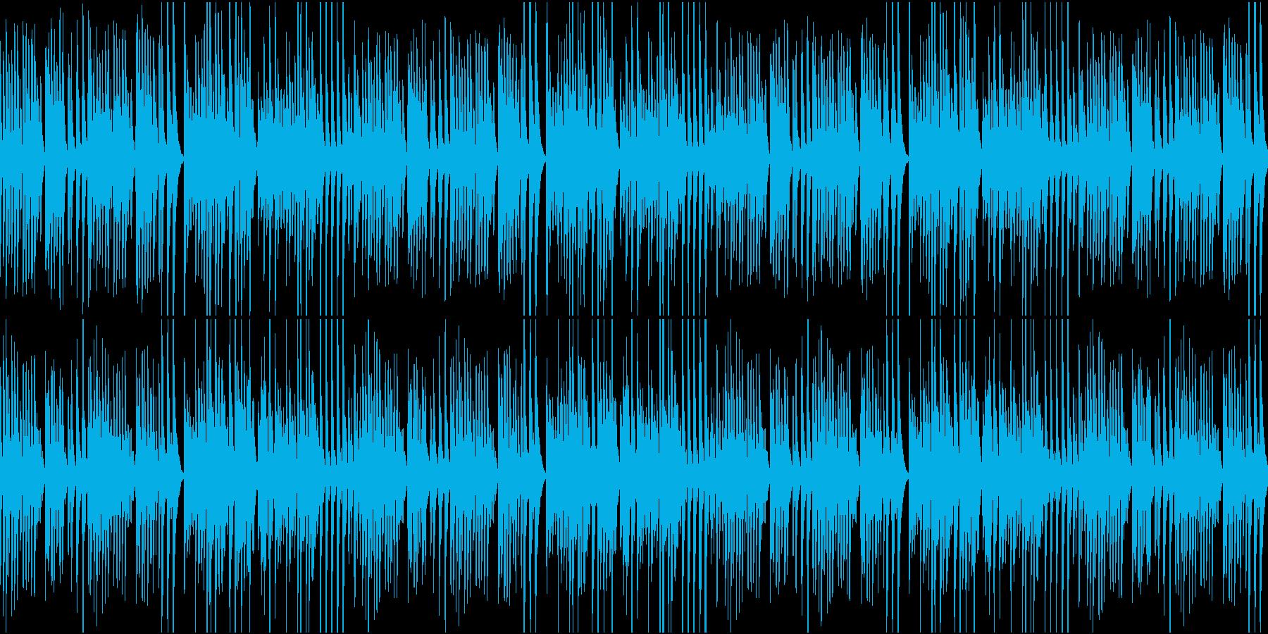 ポップで軽快なピチカートRPGループの再生済みの波形