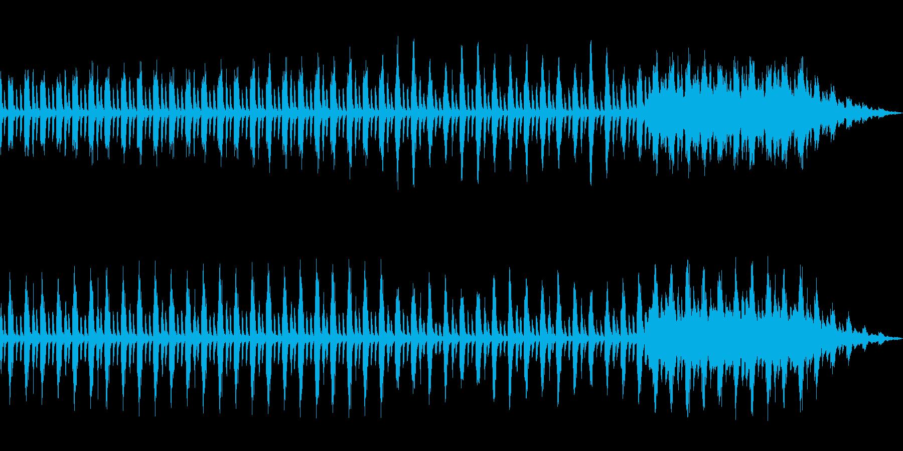 2プラネタリウムに最適 幽玄で壮大な世界の再生済みの波形