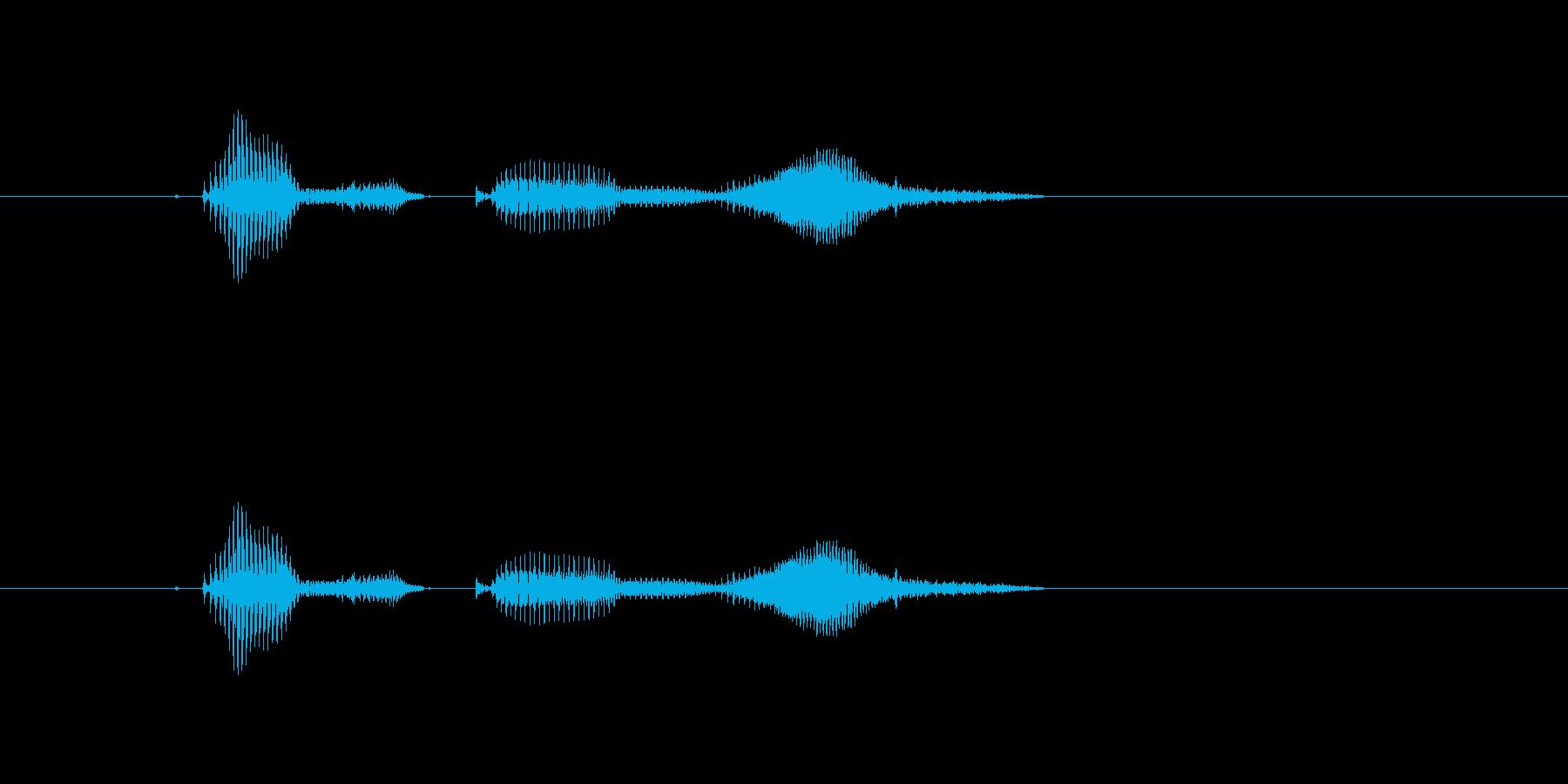 【ラジオ・パーソナリティ・ED】お時間…の再生済みの波形