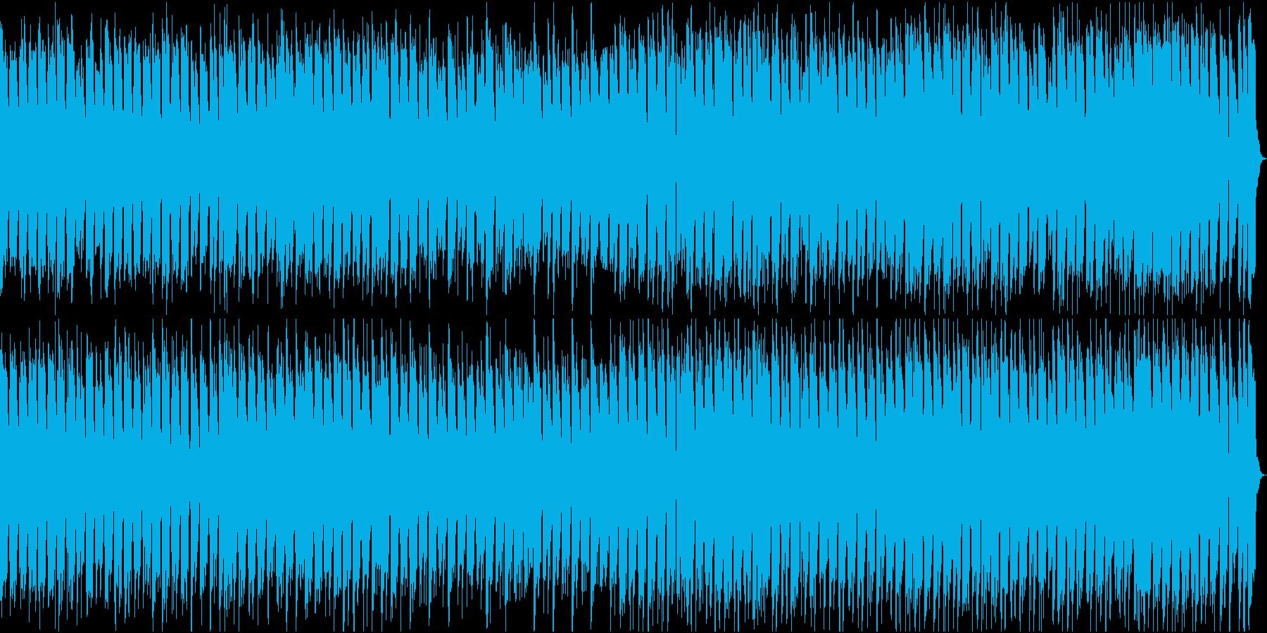バンジョーを使った明るいカントリーポップの再生済みの波形