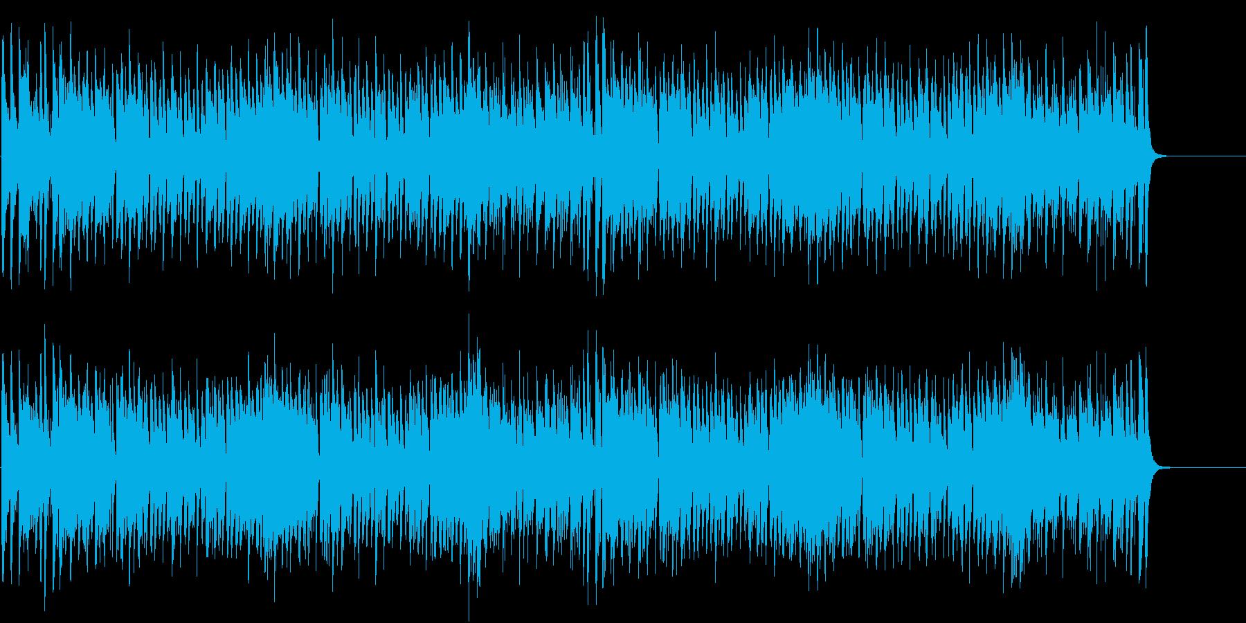オープニング CM イベント 店内の再生済みの波形