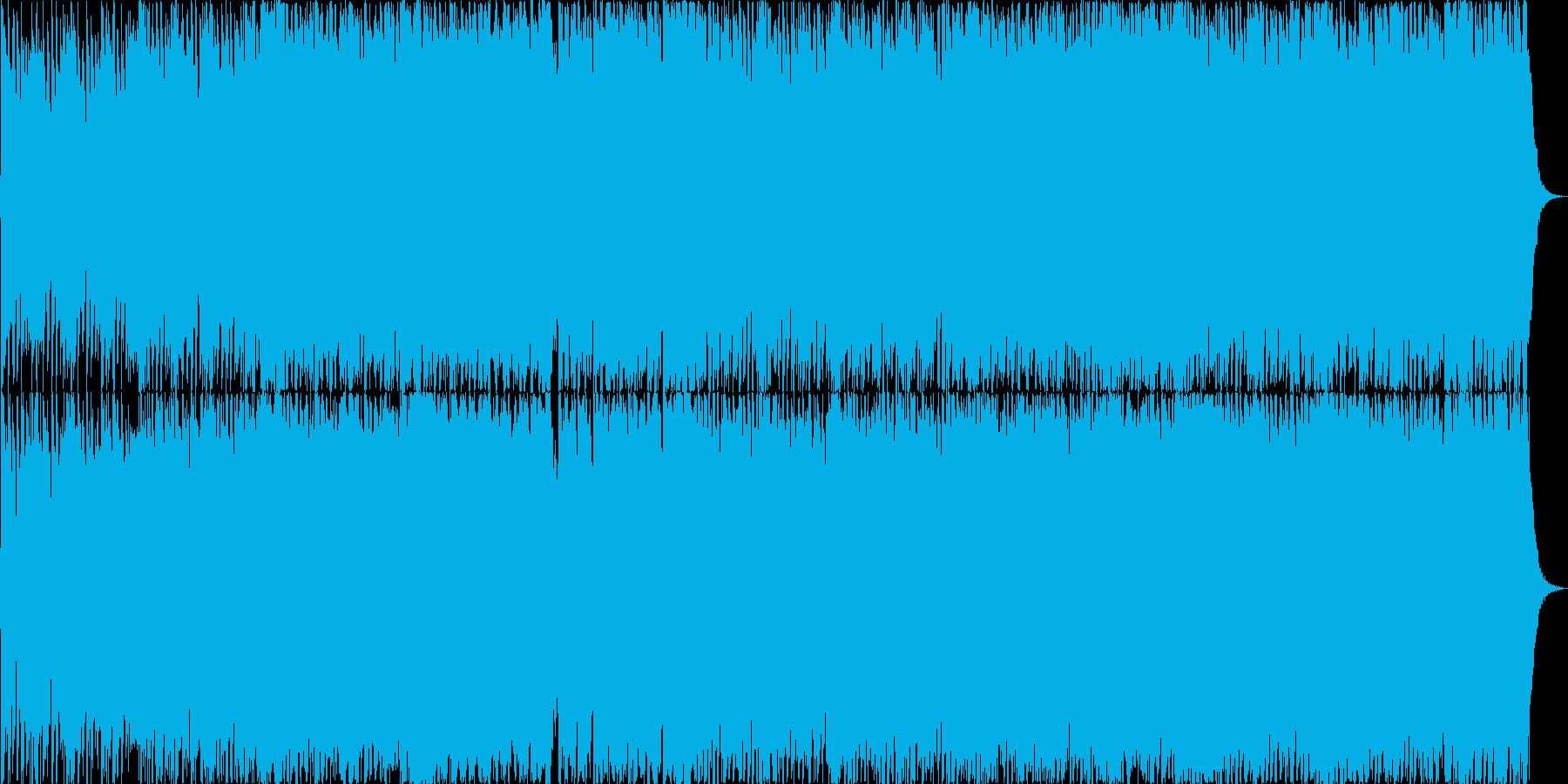 ダークファンタジーオーケストラ戦闘曲29の再生済みの波形