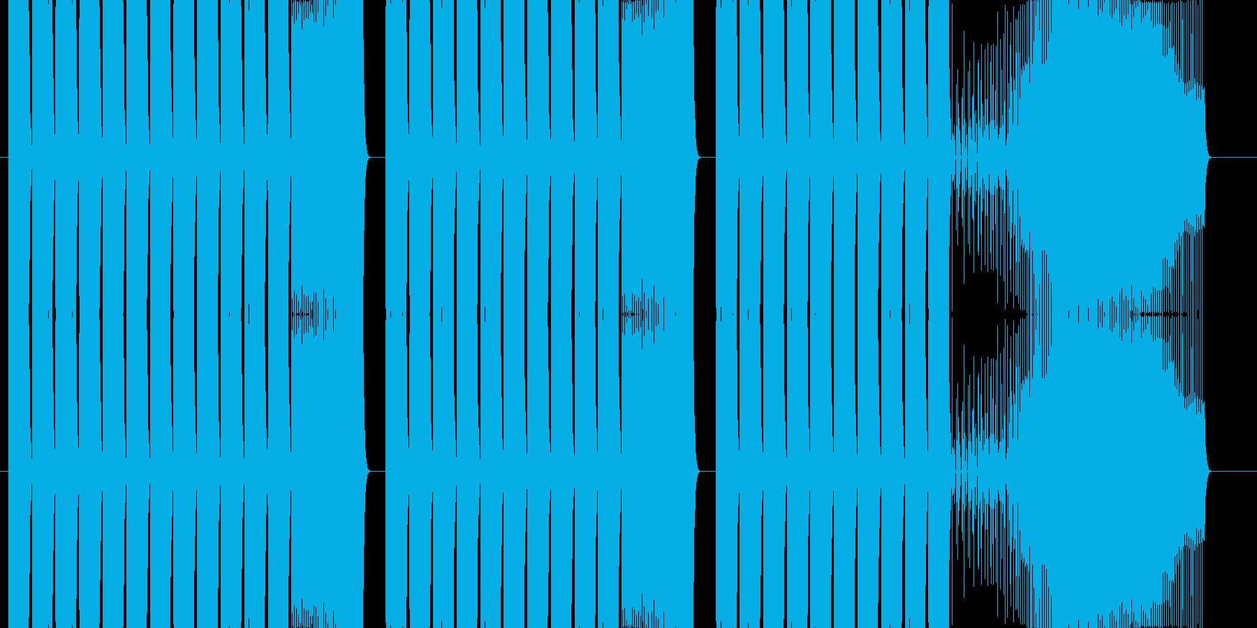 ゲーム、アプリにの再生済みの波形