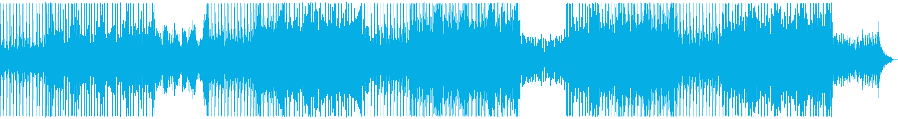 【メロディ・ベース抜き】爽やかでおしと…の再生済みの波形