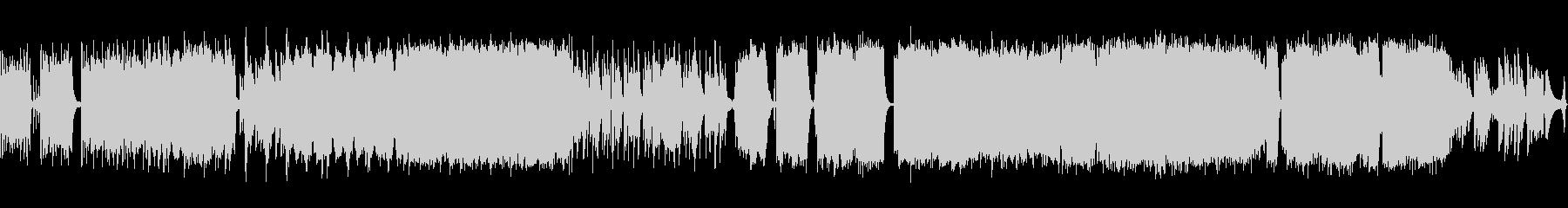 打ち込みEDM系の未再生の波形