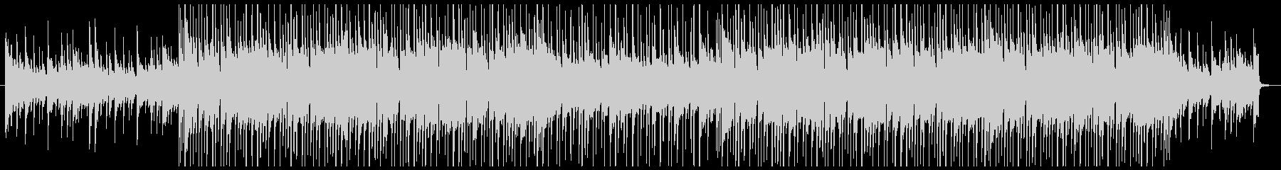 ピアノの旋律が切ないヒップホップの未再生の波形