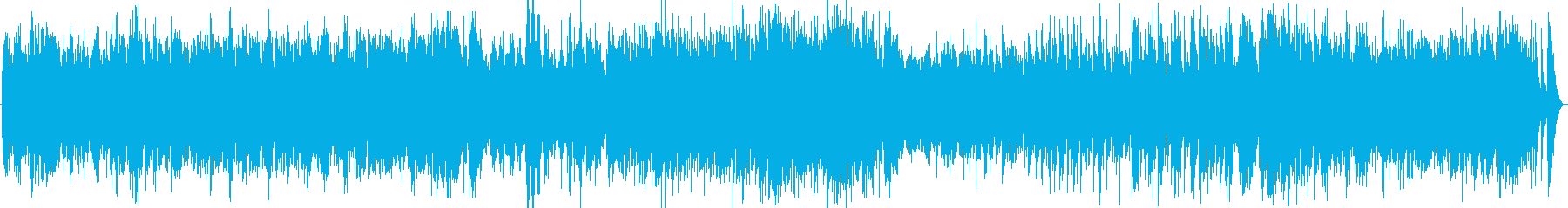 マルチ場面に対応した情緒溢れるBGMの再生済みの波形