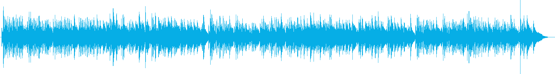 マンドリン風ギター コンドル 山岳民謡の再生済みの波形