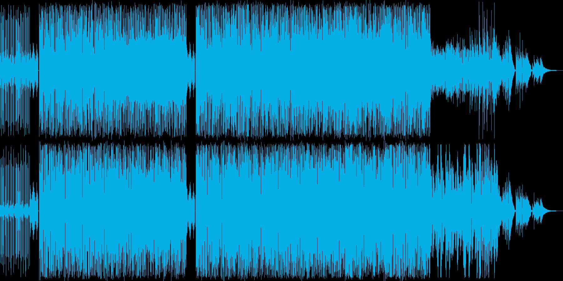 暖かく、せつない、優しいメロディーが印…の再生済みの波形