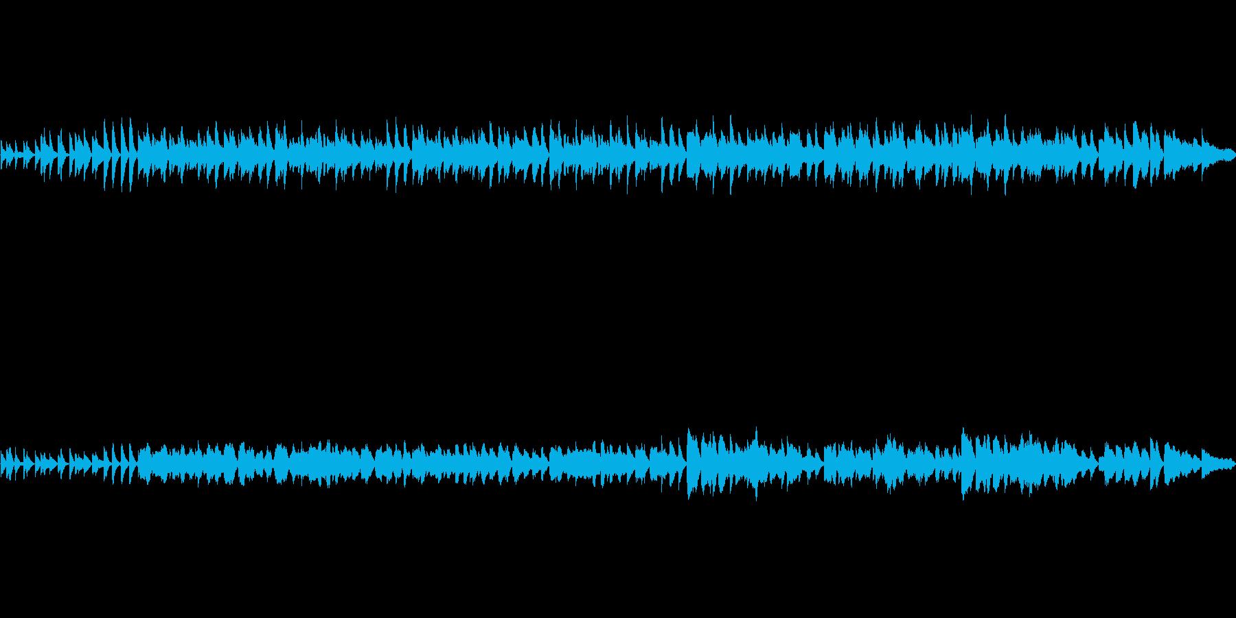 お料理番組風の曲です。3分クッキングの…の再生済みの波形